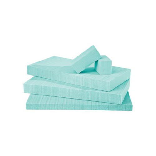 KERDYN GREEN PET 80KG/M3 15MM PIN HOLED PER SHEET