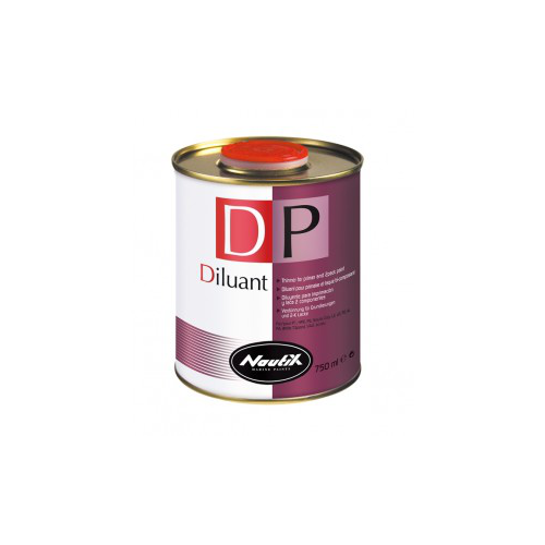 NAUTIX DP THINNERS 750ML (FOR PRIMERS)
