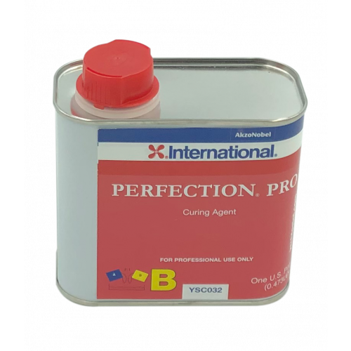 INTERNATIONAL PERFECTION PRO CURING AGENT PINT